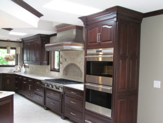 Kitchen Express Cherry Cabinets - Cherry Gallery 3