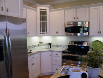 Kitchen Express Painted Cabinets
