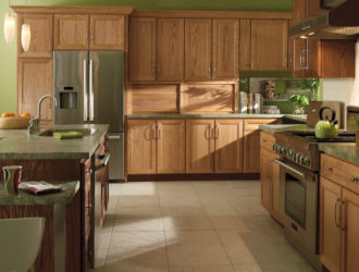 Kitchen Express Homecrest Oak Cabinets - Miscellaneous Gallery 7