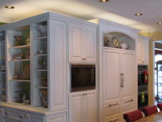 Kitchen Express Painted Cabinets - Painted Gallery 30