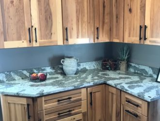 Kitchen Express Rustic Hickory Cabinets - Miscellaneous Gallery 5