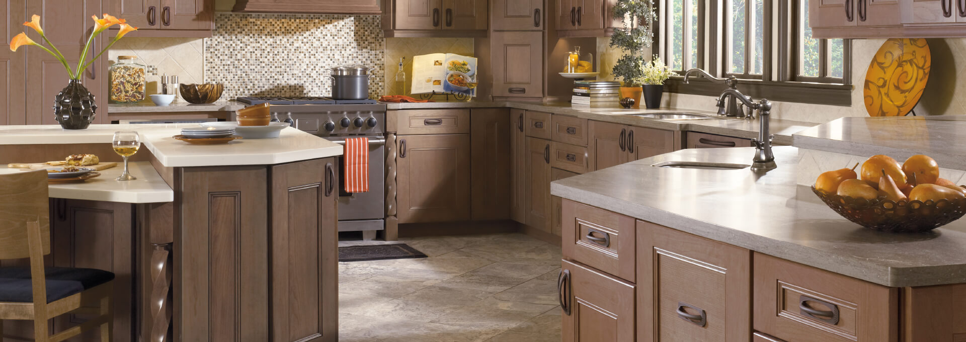 Kitchen Express Light Wood Kitchen Cabinets