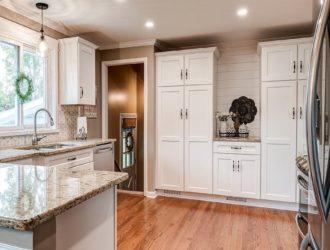JSI Painted Kitchen Cabinets