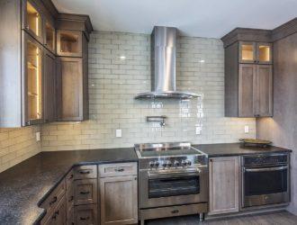 Showplace Cherry Kitchen Cabinets