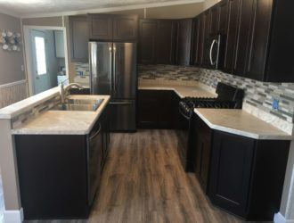 JSI Maple Kitchen Cabinets
