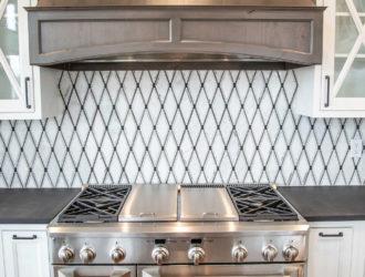 Showplace Painted & Ru Alder Kitchen Cabinets